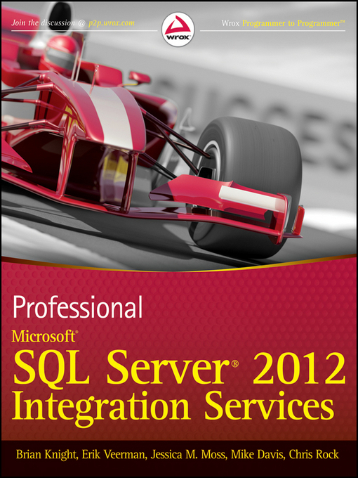 Professional Microsoft SQL Server 2012 Integration Services (eBook)